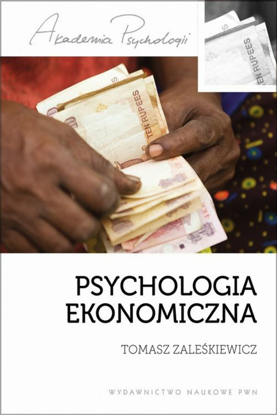 okładka Psychologia ekonomicznaebook | EPUB, MOBI | Tomasz Zaleśkiewicz