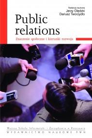 okładka Public relations. Ebook | EPUB,MOBI | Praca zbiorowa