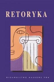 okładka Retoryka. Ebook | EPUB,MOBI | Praca zbiorowa