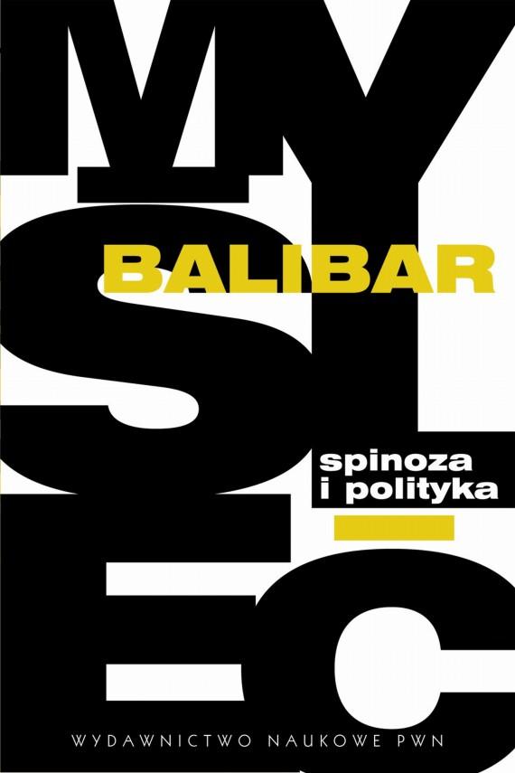 okładka Spinoza i politykaebook | EPUB, MOBI | Étienne  Balibar
