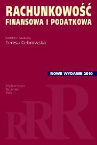 okładka Rachunkowość finansowa i podatkowa. Ebook | EPUB,MOBI | Praca zbiorowa