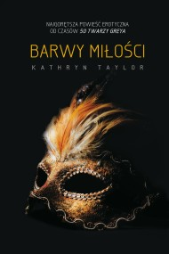 okładka Barwy miłości. Ebook | EPUB,MOBI | Kathryn Taylor