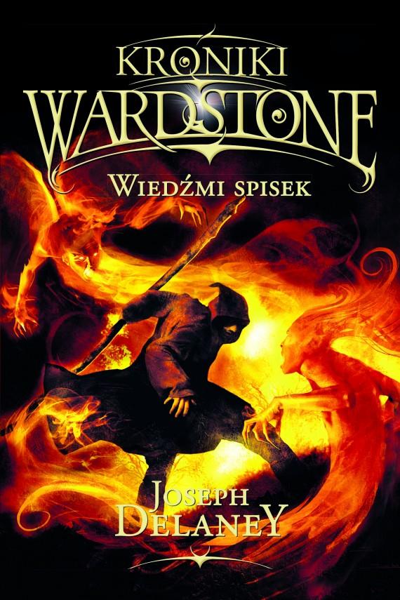 okładka Kroniki Wardstone 4. Wiedźmi spisekebook | EPUB, MOBI | Joseph Delaney