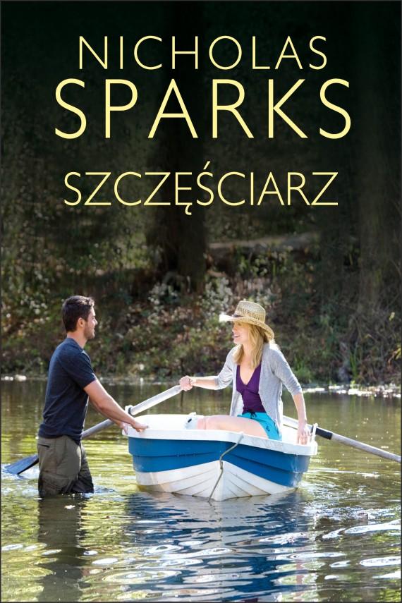 okładka Szczęściarz. Ebook   EPUB, MOBI   Nicholas Sparks