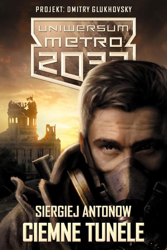okładka Ciemne tuneleebook | EPUB, MOBI | Siergiej  Antonow