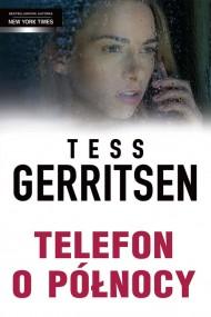 okładka Telefon o północy. Ebook | EPUB,MOBI | Tess Gerritsen
