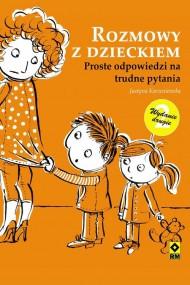 okładka Rozmowy z dzieckiem. Ebook | Justyna Korzeniewska