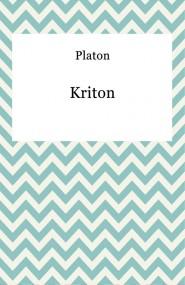 okładka Kriton. Ebook | Platon