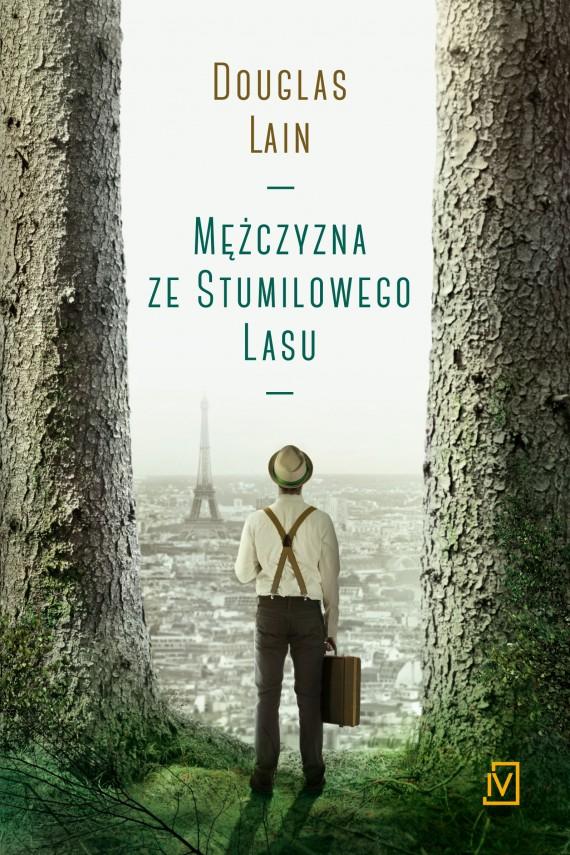 okładka Mężczyzna ze Stumilowego Lasuebook | EPUB, MOBI | Douglas Lain