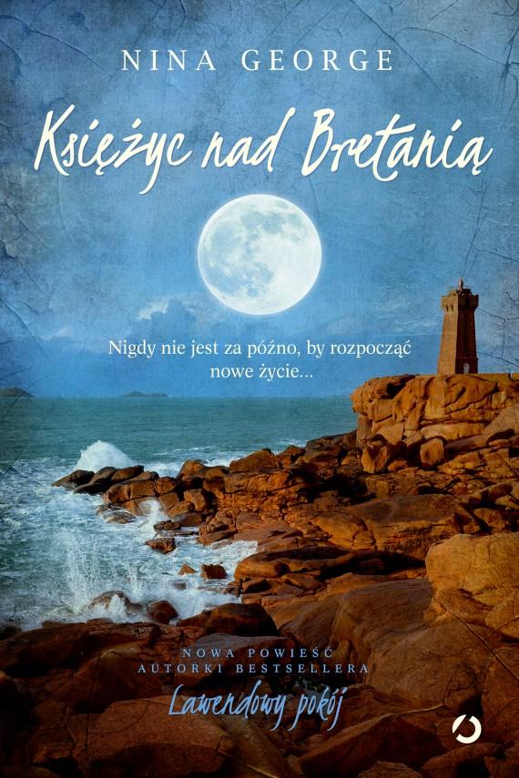 okładka Księżyc nad Bretaniąebook | EPUB, MOBI | Nina George