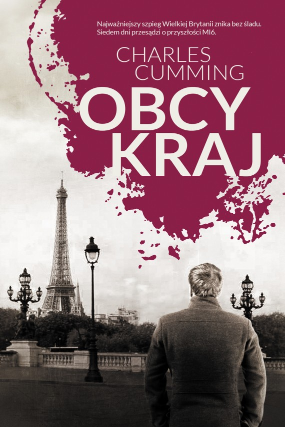 okładka Obcy kraj. Ebook | EPUB, MOBI | Charles Cumming