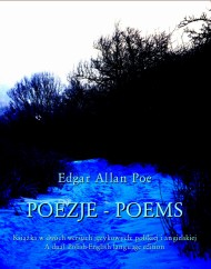 okładka Poezje. Ebook | EPUB,MOBI | Edgar Allan Poe