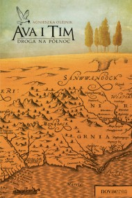 okładka Ava i Tim. Droga na północ. Ebook | EPUB,MOBI | Agnieszka Olejnik