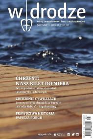 okładka Miesięcznik W drodze 5/2015. Ebook | EPUB,MOBI | autor  zbiorowy