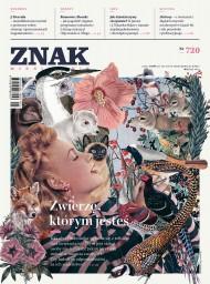 okładka ZNAK Miesięcznik nr 720 (5/2015). Ebook | EPUB,MOBI | autor  zbiorowy