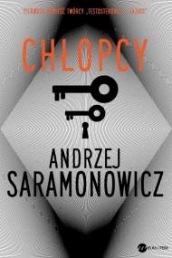 okładka Chłopcy. Ebook   EPUB,MOBI   Andrzej Saramonowicz