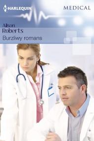 okładka Burzliwy romans. Ebook | EPUB,MOBI | Alison Roberts