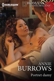 okładka Portret damy. Ebook | EPUB,MOBI | Annie Burrows