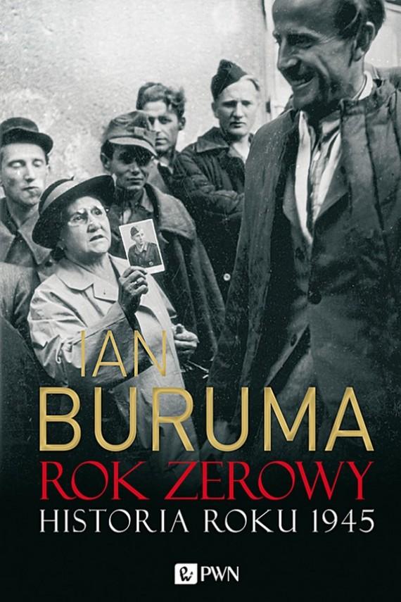 okładka Rok zerowy. Ebook   EPUB, MOBI   Ian  Buruma