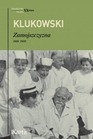 okładka Zamojszczyzna 1918–1959. Ebook | EPUB,MOBI | Zygmunt Klukowski