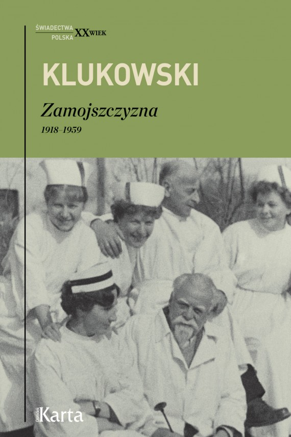 okładka Zamojszczyzna 1918–1959ebook | EPUB, MOBI | Zygmunt Klukowski