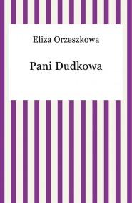 okładka Pani Dudkowa, Ebook | Eliza Orzeszkowa