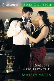 okładka Najlepsi z najlepszych. Ebook | EPUB,MOBI | Maisey Yates