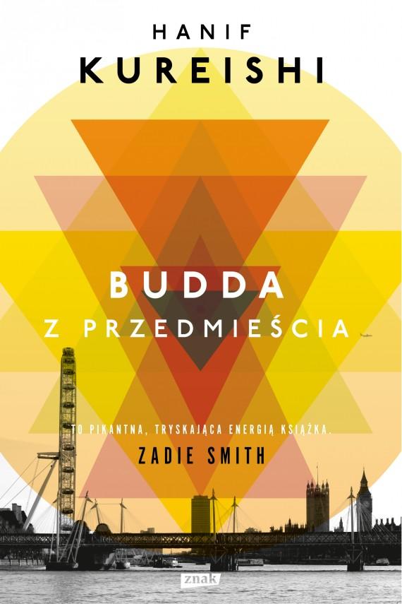 okładka Budda z przedmieścia. Ebook | EPUB, MOBI | Hanif Kureishi