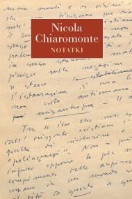 okładka Notatki. Ebook | EPUB,MOBI | Nicola Chiaromonte