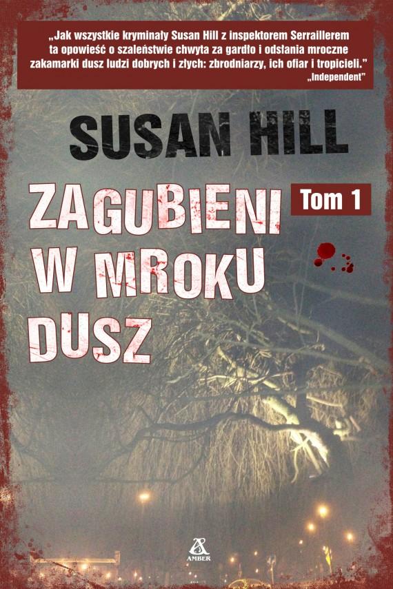 okładka Zagubieni w mroku dusz. Tom 1. Ebook   EPUB, MOBI   Susan Hill