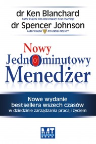 okładka Nowy jednominutowy menedżer. Ebook | EPUB,MOBI | Spencer Johnson, Kenneth  Blanchard