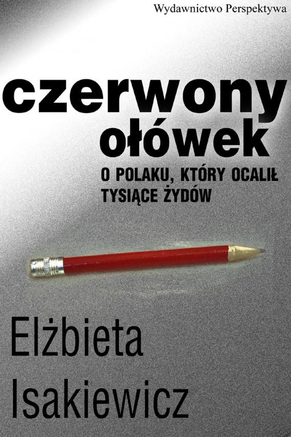 okładka Czerwony ołówek.. Ebook   EPUB, MOBI   Elżbieta  Isakiewicz