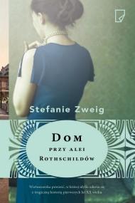 okładka Dom przy alei Rothschildów. Ebook | EPUB,MOBI | Stefanie Zweig