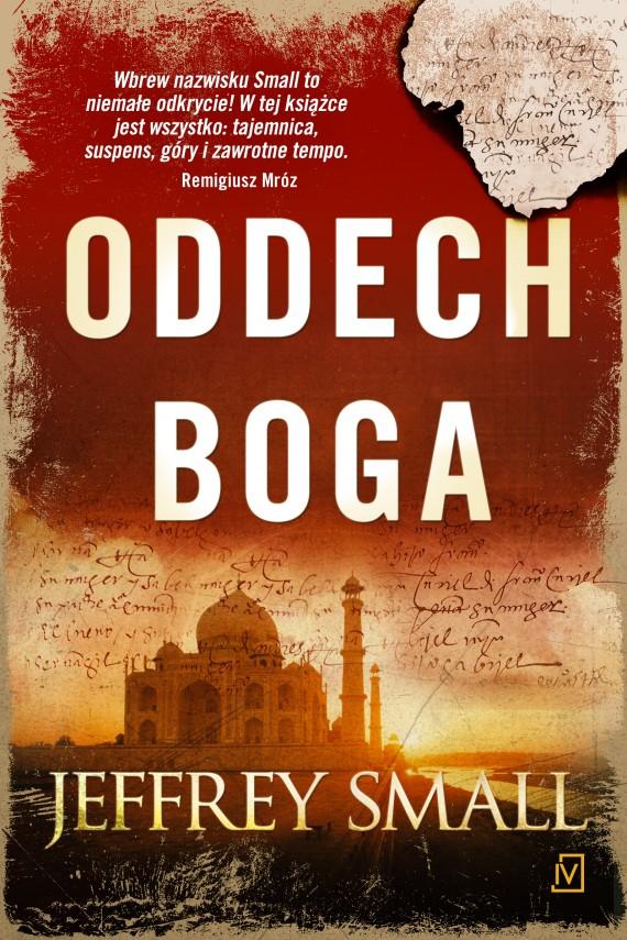 okładka Oddech Bogaebook | EPUB, MOBI | Jeffrey Small