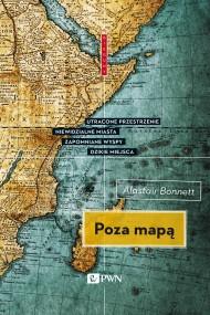 okładka Poza mapą. Ebook | EPUB,MOBI | Alastair  Bonnett