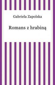 okładka Romans z hrabiną. Ebook | Gabriela Zapolska