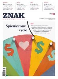 okładka ZNAK Miesięcznik nr 721 (6/2015). Ebook | EPUB,MOBI | autor  zbiorowy