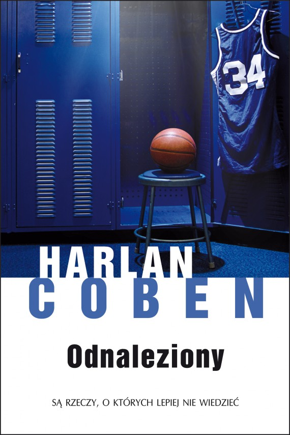 okładka Odnalezionyebook | EPUB, MOBI | Harlan Coben