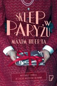 okładka Sklep w Paryżu. Ebook | EPUB,MOBI | Maxim  Huerta