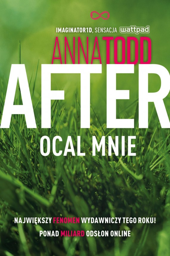 okładka After 3. Ocal mnieebook | EPUB, MOBI | Anna Todd