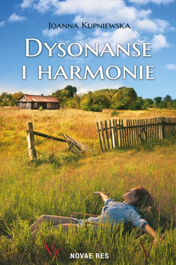 okładka Dysonanse i harmonieebook   EPUB, MOBI   Joanna  Kupniewska