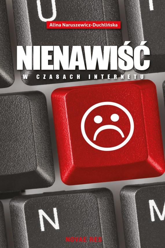 okładka Nienawiść w czasach internetu. Ebook | EPUB, MOBI | Alina Naruszewicz-Duchlińska