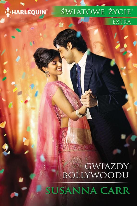 okładka Gwiazdy Bollywoodu. Ebook | EPUB, MOBI | Susanna Carr