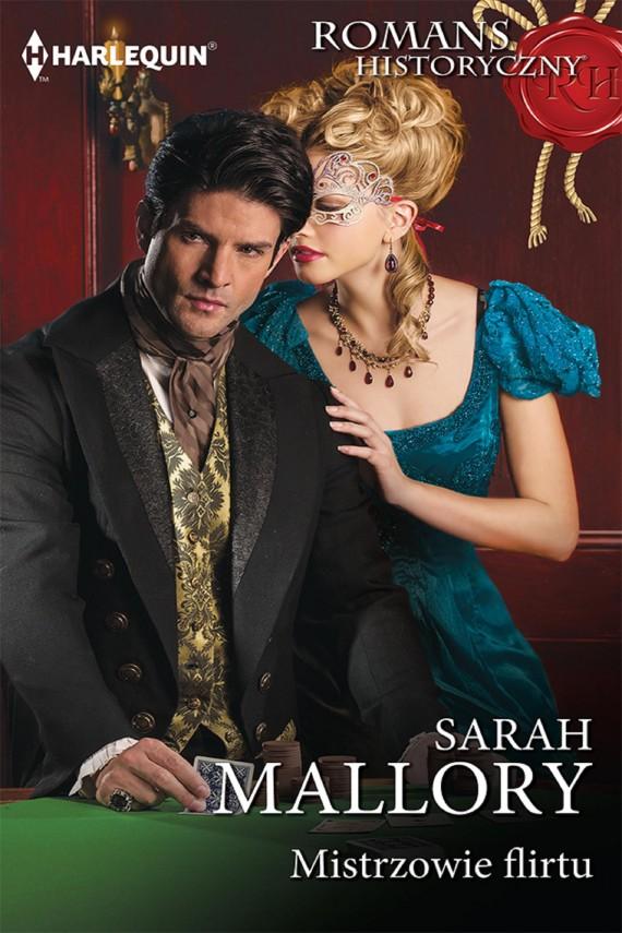 okładka Mistrzowie flirtuebook | EPUB, MOBI | Sarah Mallory