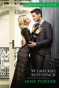 okładka W greckiej rezydencji, Ebook | Jane Porter