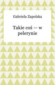 okładka Takie coś — w pelerynie. Ebook | Gabriela Zapolska