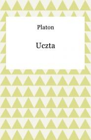 okładka Uczta. Ebook | Platon