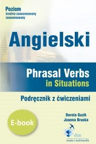 okładka Angielski Phrasal verbs ebook, Ebook   Dorota Guzik
