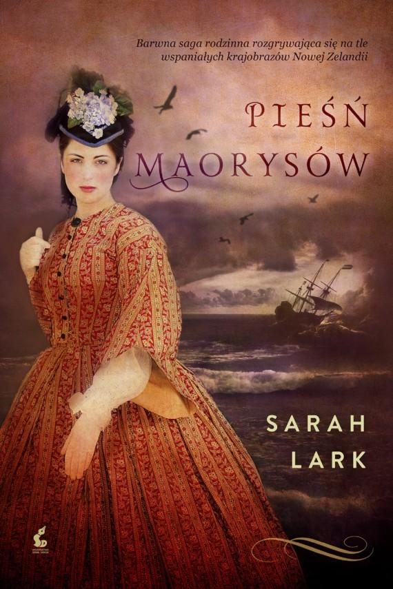 okładka Pieśń Maorysówebook | EPUB, MOBI | Sarah Lark