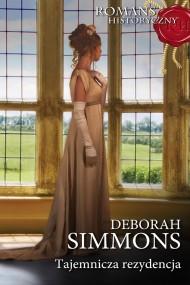 okładka Tajemnicza rezydencja. Ebook | EPUB,MOBI | Deborah Simmons